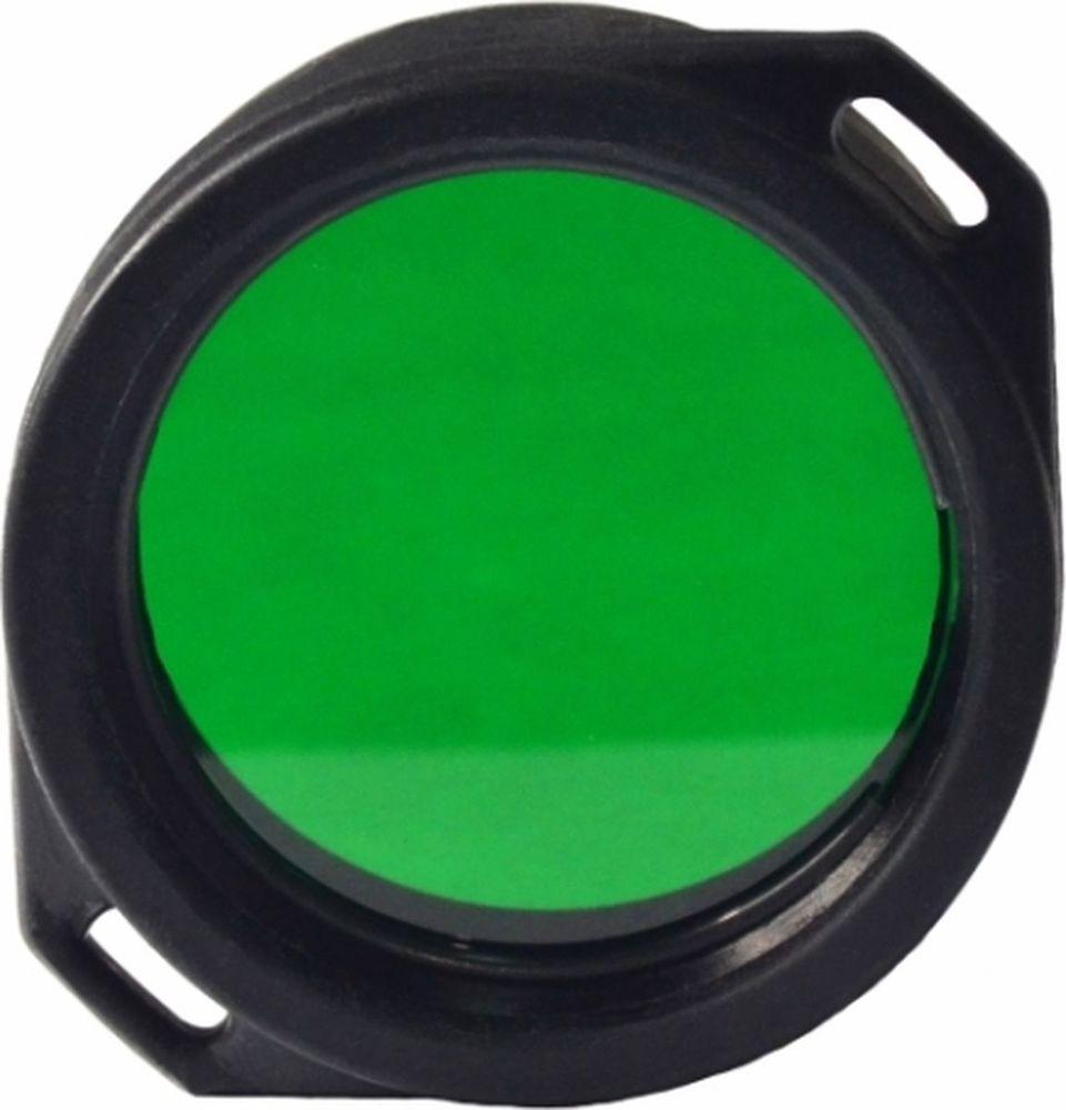 Фильтр для фонарей Armytek, для охоты, цвет: зеленый. A00601G
