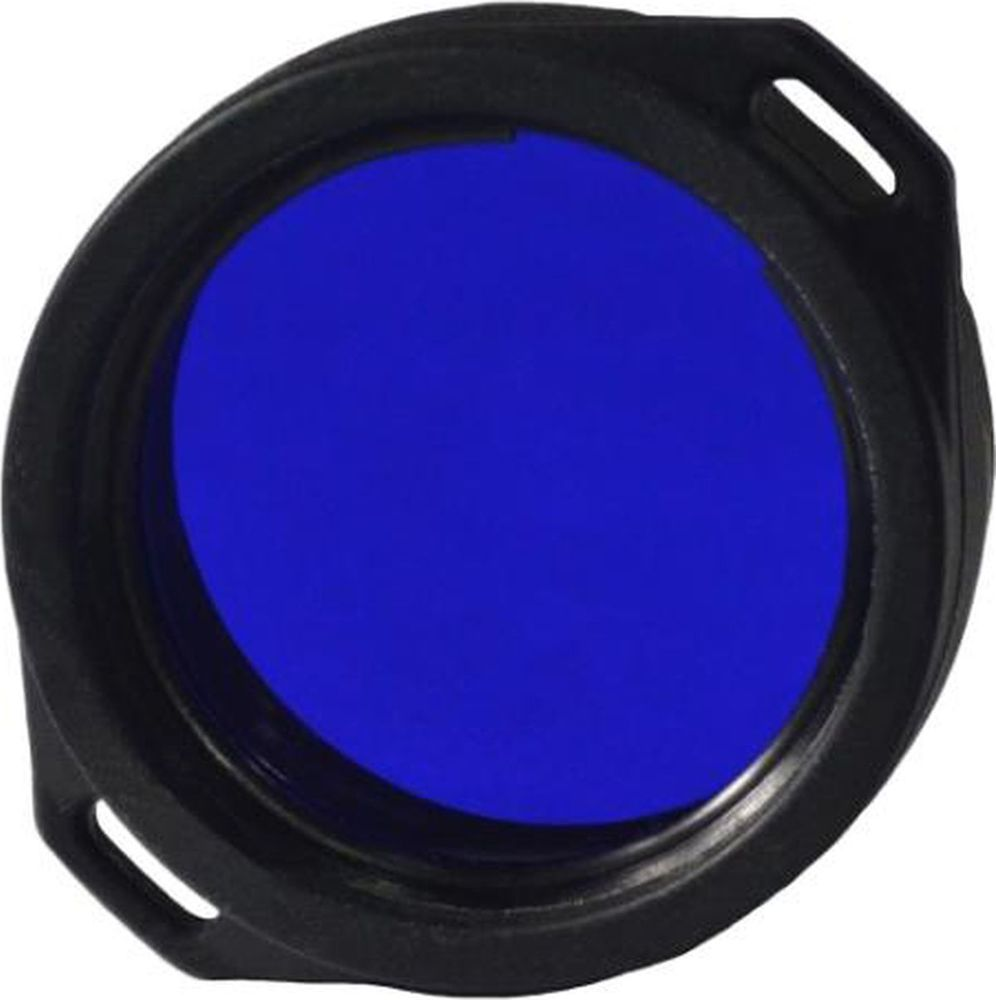 Фильтр для фонарей Armytek, для охоты, цвет: синий. A00601B