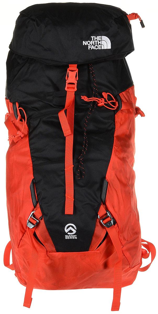Рюкзак The North Face Verto 27, цвет: красный, черный. T93BXTWU5