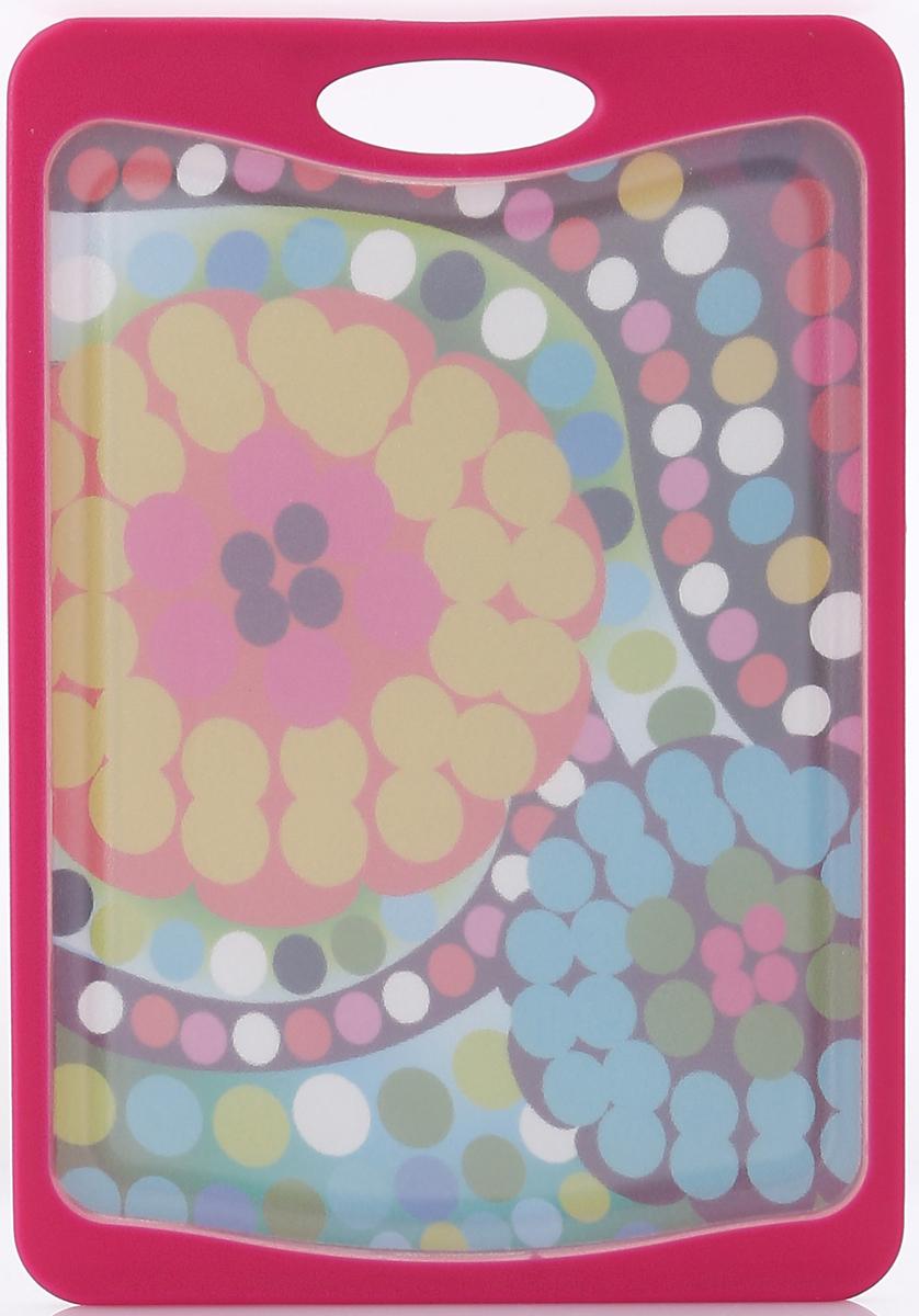 Доска разделочная French Bull Bindi, цвет: розовый. CB-DE-S29FCB-DE-S29F BindiСпециальный пластик с двусторонним антибактериальным покрытием.Защищает от бактерий, грибков и плесениНе впитывает запах продуктовЛегко моетсяУстойчиво к деформации и насечкамНе скользит по поверхности столаГладкая, но нескользящая поверхностьМожно использовать обе стороныДопустимо использование в посудомоечной машинеСовременный и яркий дизайн.