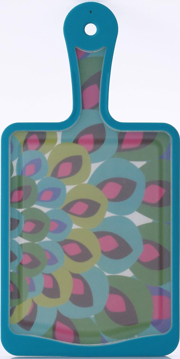 Специальный пластик с двусторонним антибактериальным покрытием.  Защищает от бактерий, грибков и плесени  Не впитывает запах продуктов  Легко моется  Устойчиво к деформации и насечкам  Не скользит по поверхности стола  Гладкая, но нескользящая поверхность  Можно использовать обе стороны  Допустимо использование в посудомоечной машине  Современный и яркий дизайн.
