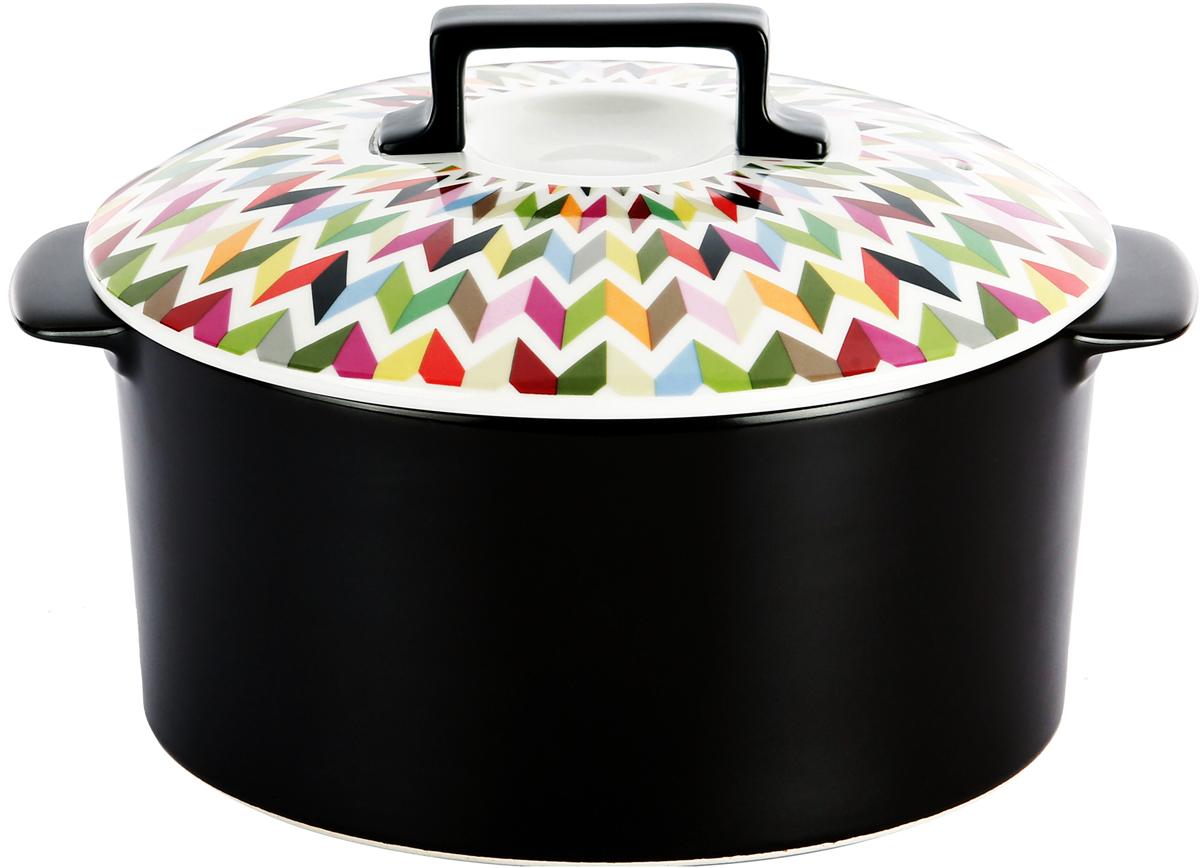 Настоящая керамическая кастрюля из коллекции Ziggi от FrenchBull медленно протомит кашу  вкуснее бабушки, запечет тающий во рту жульен и нежные пирожные - ваши блюда обретут  неповторимый вкус и аромат! Используется в духовке и на всех видах плит  На столе и в духовке, в холодильнике и даже в посудомоечной машине - эта мини-кастрюля  способна дарить бесконечное удовольствие, где бы она ни оказалась! Настоящая модная  штучка для знатоков вкуса!