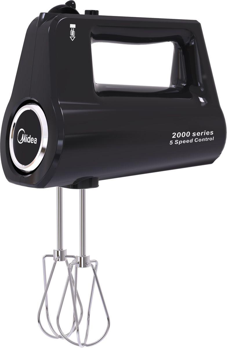 Midea MM-2802 миксер миксер ручной philips hr1560 20 400 вт черный