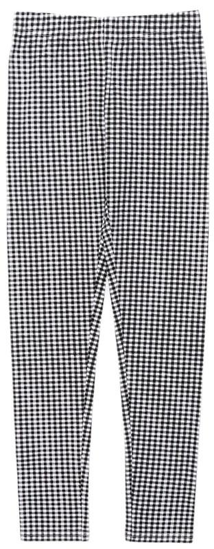 Леггинсы для девочки Acoola Gemini, цвет: черный. 20220160154_100. Размер 11020220160154_100Трикотажные леггинсы станут ярким и удобным элементом в гардеробе девочки в любое время года. Леггинсы отлично сочетаются с юбкой или сарафаном, с любой кофтой или блузой, повседневной одеждой и школьной формой. В холодные дни их можно использовать как первый слой одежды. Талия на резинке. На фотографии представлен размер 110.Ширина изделия по линии талии - 21 см.Ширина изделия по линии бедер - 25 см.Длина внутреннего шва - 43 см.Разница между размерами составляет 1,5 см.