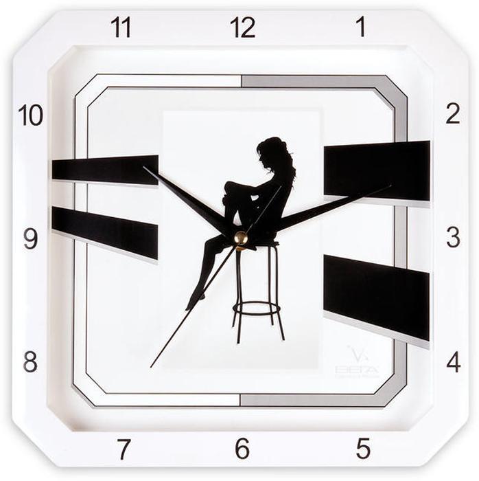 Часы настенные Вега Силуэт девушкиП4-7610/7-37Каждому хозяину периодически приходит мысль обновить свою квартиру, сделать ремонт, перестановку или кардинально поменять внешний вид каждой комнаты - привлекательная деталь, которая поможет воплотить вашу интерьерную идею, создать неповторимую атмосферу в вашем доме.Окружите себя приятными мелочами, пусть они радуют глаз и дарят гармонию.