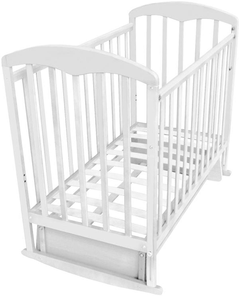Фея Кровать детская цвет белый 0003045-04