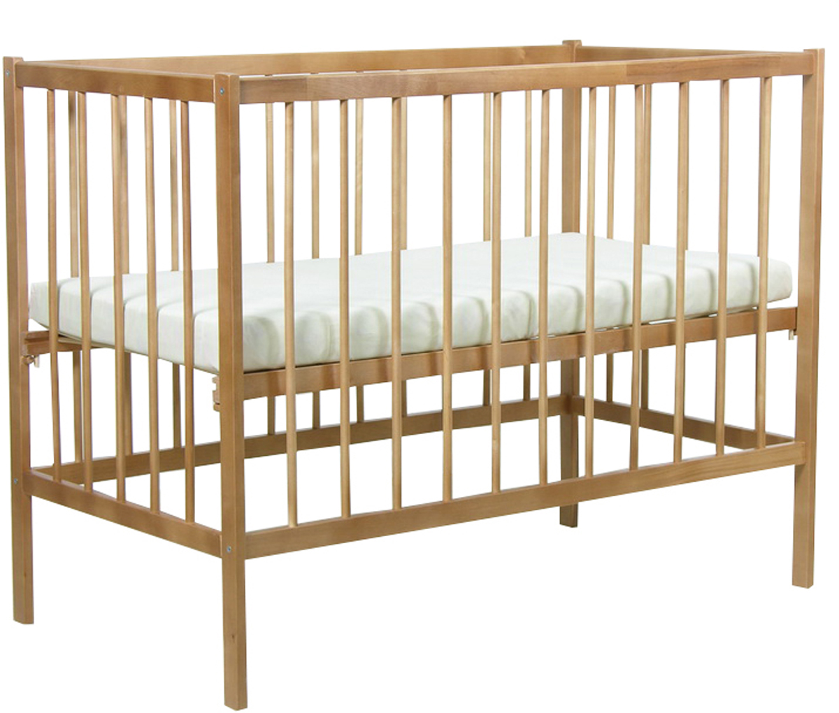 Фея Кровать детская цвет медовый 0005509-010005509-01Габариты и вес: Размеры (ДхШхВ) – 124 х 68 х 96 см Размер ложа – 60 х 120 см Вес - 13 кг.