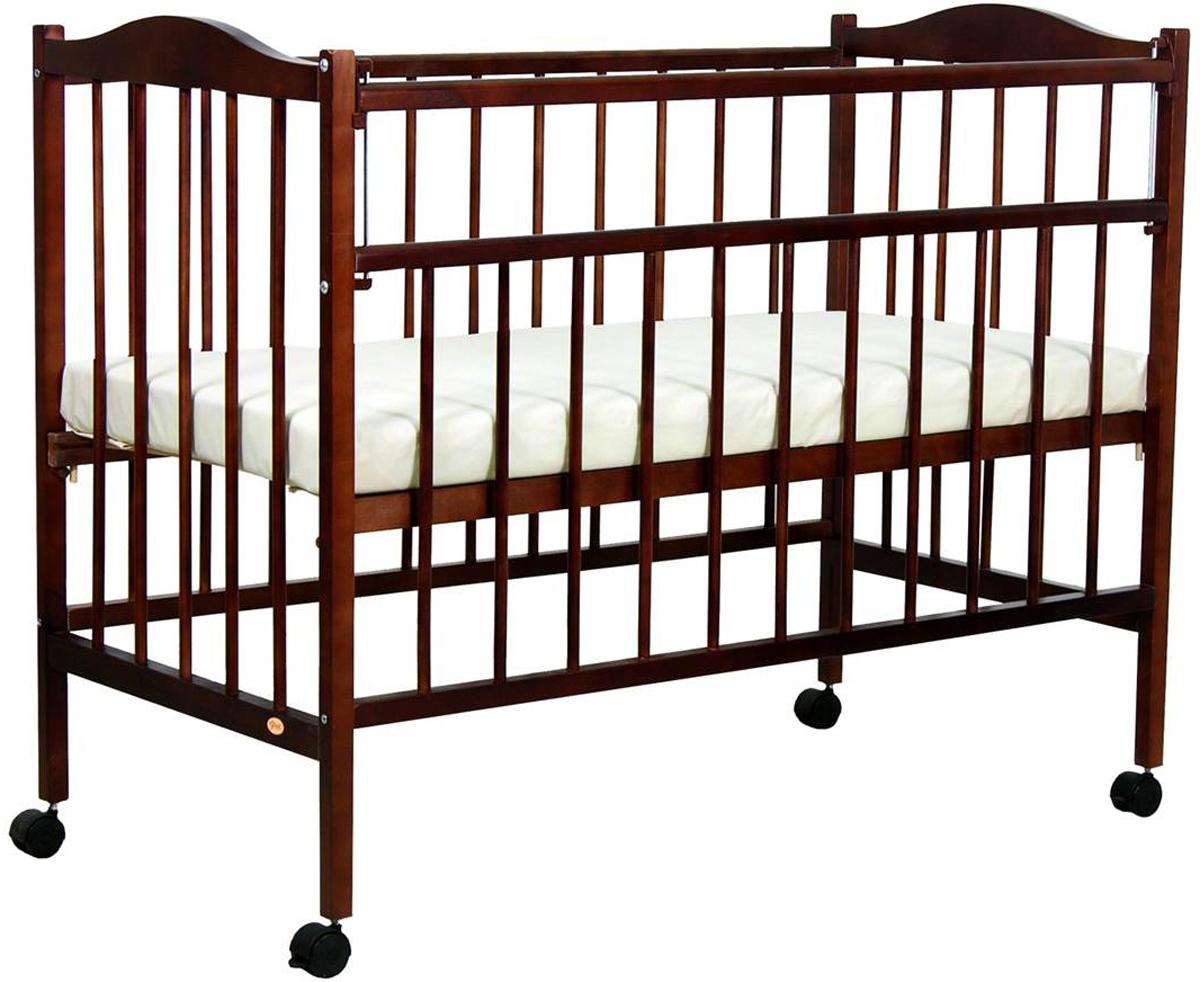 Фея Кровать детская цвет палисандр 0005510-05