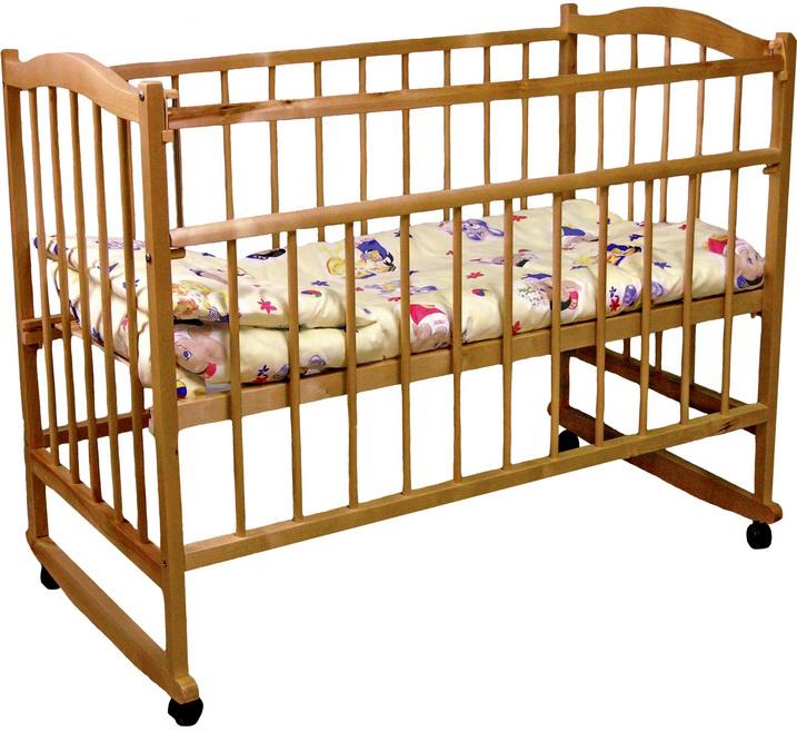 Фея Кровать детская цвет медовый 0005512-01
