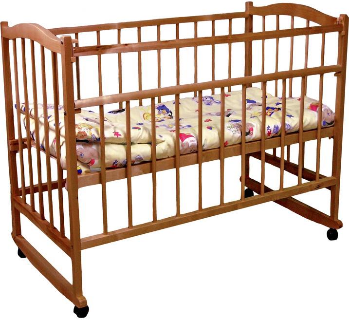 Фея Кровать детская цвет орех 0005512-02