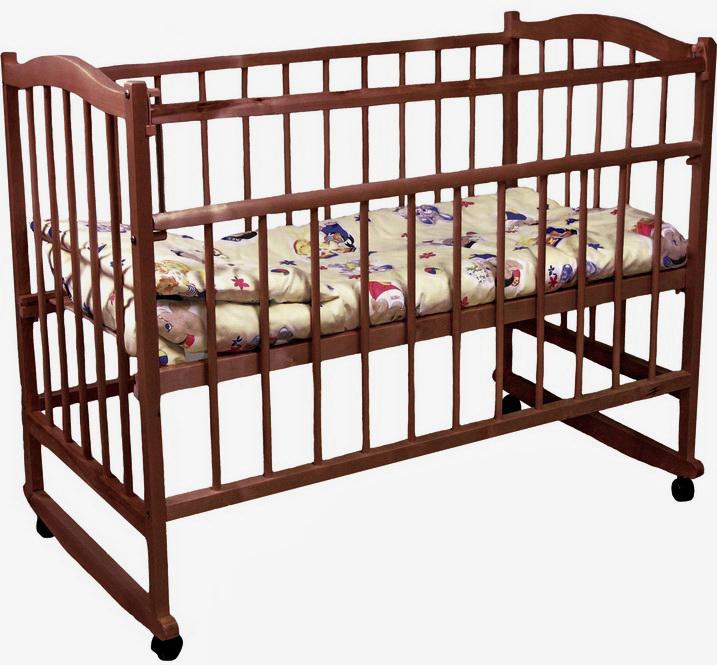Фея Кровать детская цвет палисандр 0005512-05