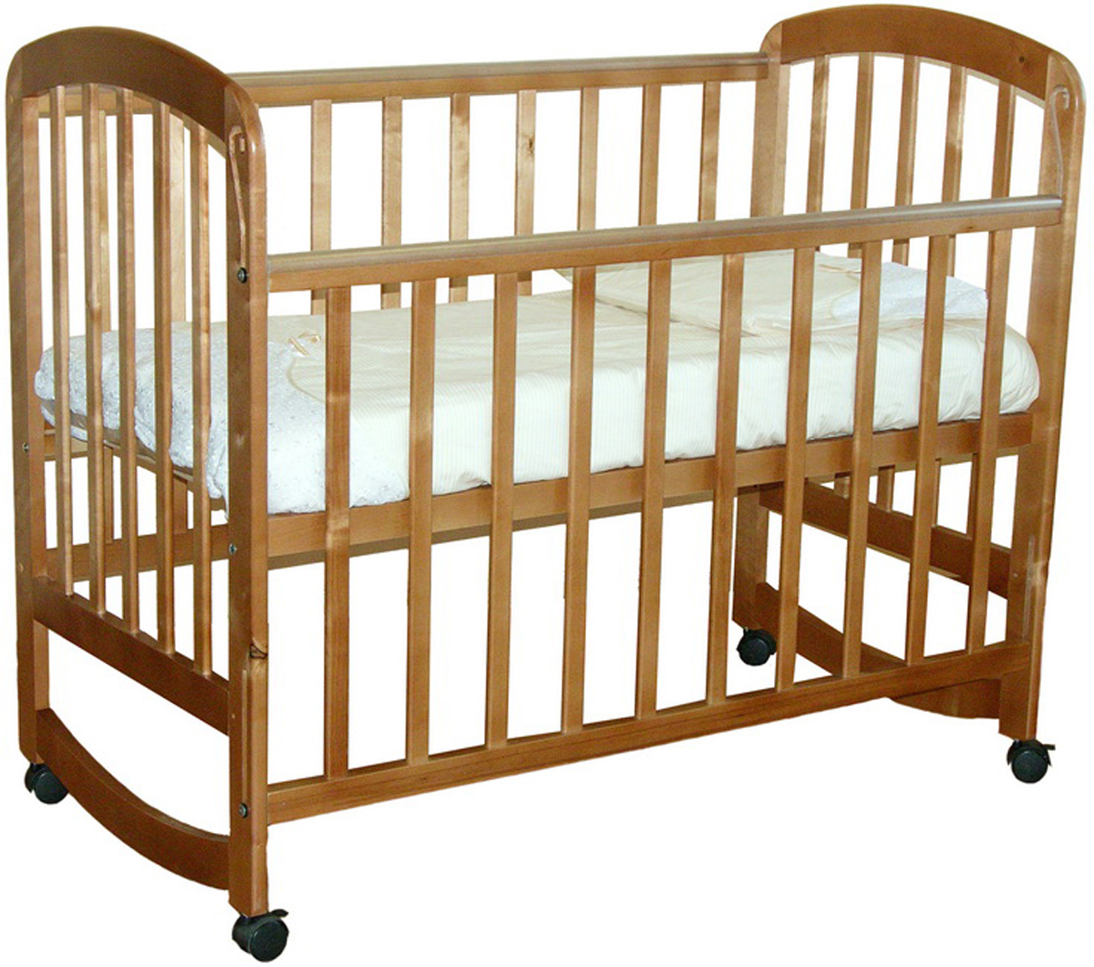 Фея Кровать детская цвет медовый 0005514-01