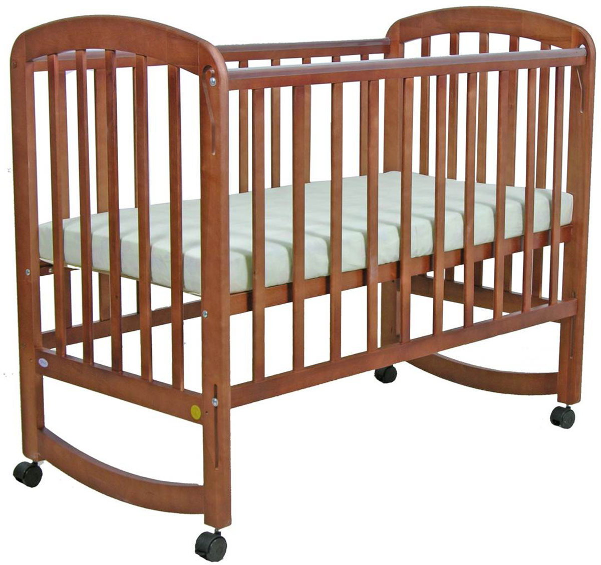 Фея Кровать детская цвет орех 0005514-02 ваза mughal l 20 х 20 х 30 см