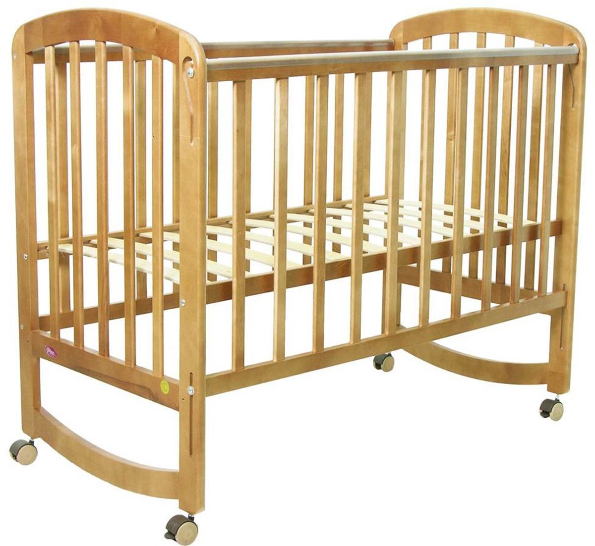 Фея Кровать детская цвет натуральный 5514