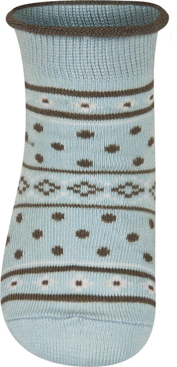 Носки детские Soxo, цвет: голубой. 56220. Размер 16/18 носки детские soxo цвет голубой 84858 размер 19 21