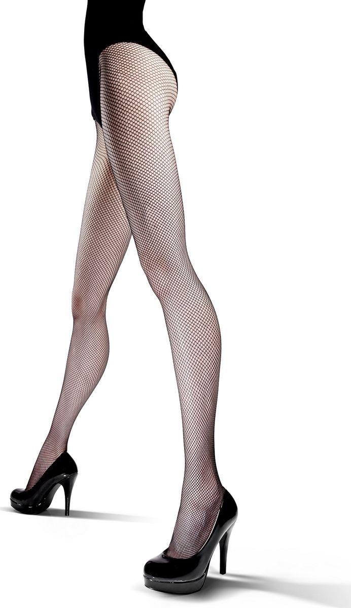 Колготки женские Knittex Classique, цвет: черный. Размер 2 колготки женские knittex classique цвет бежевый размер 2
