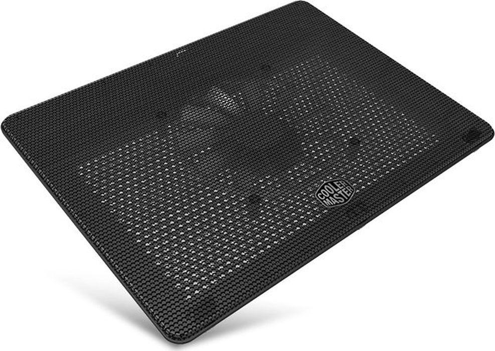 Cooler Master NotePal L2, Black охлаждающая подставка для ноутбука