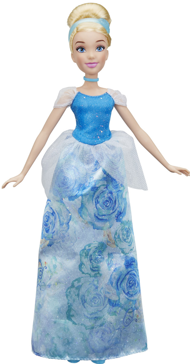Disney Princess Кукла Royal Shimmer Cinderella пенал disney princess пластмассовый