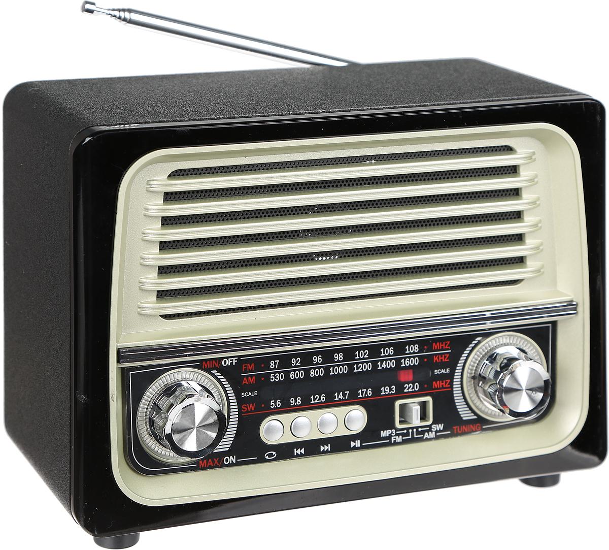 MAX MR-370 портативный радиоприемник