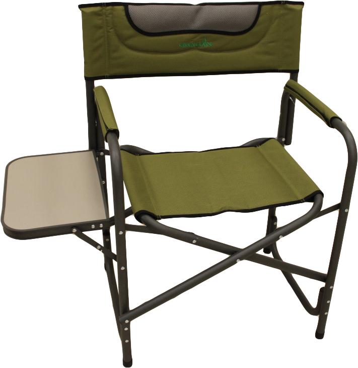 Стул складной Green Glade, цвет: зеленый стул складной для сада green glade 54х47х89 см