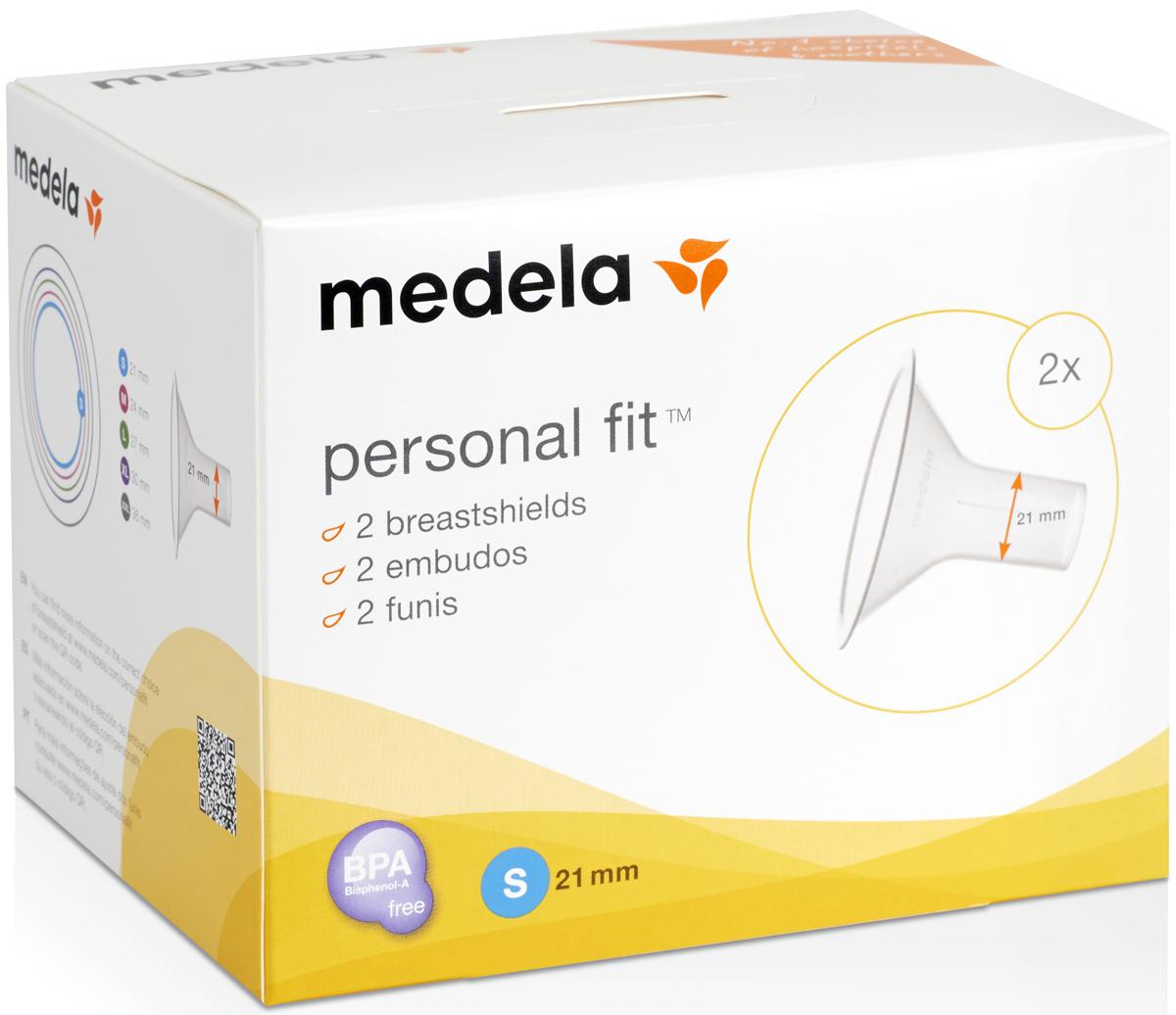 Воронка PersonalFit к молокоотсосу (S), Medela