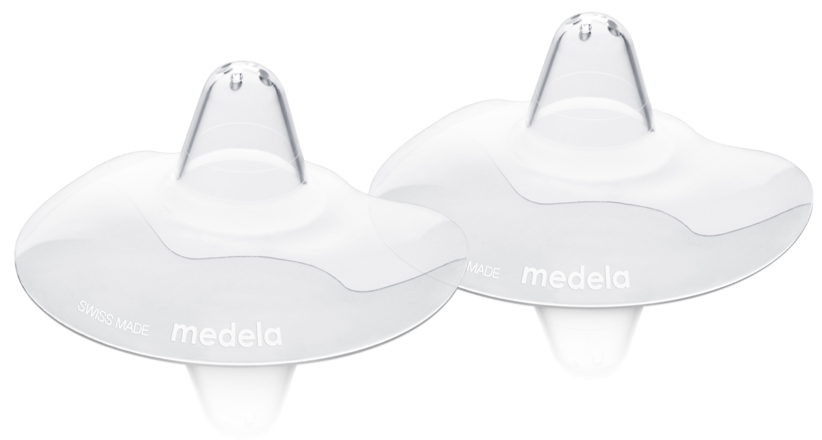 Накладки для кормления грудью Contact (Размер L)