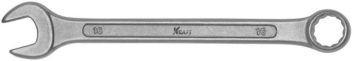 Купить Ключ комбинированный Kraft Master , 16 мм