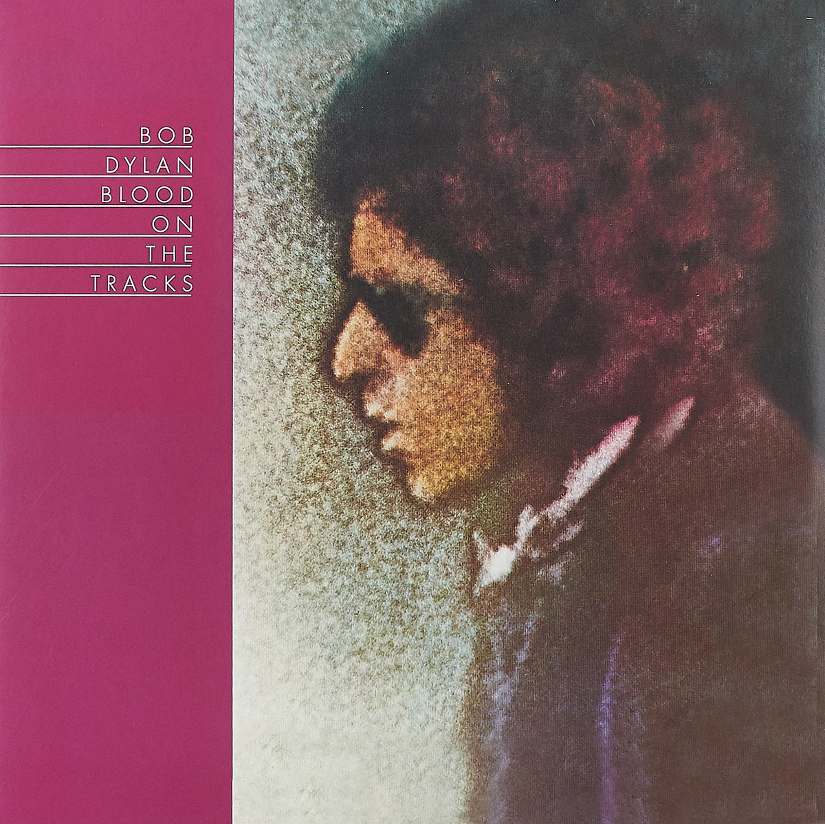 Боб Дилан Bob Dylan. Blood On The Tracks (LP) боб дилан bob dylan and the band bob dylan the complete album collection vol 1 47 cd