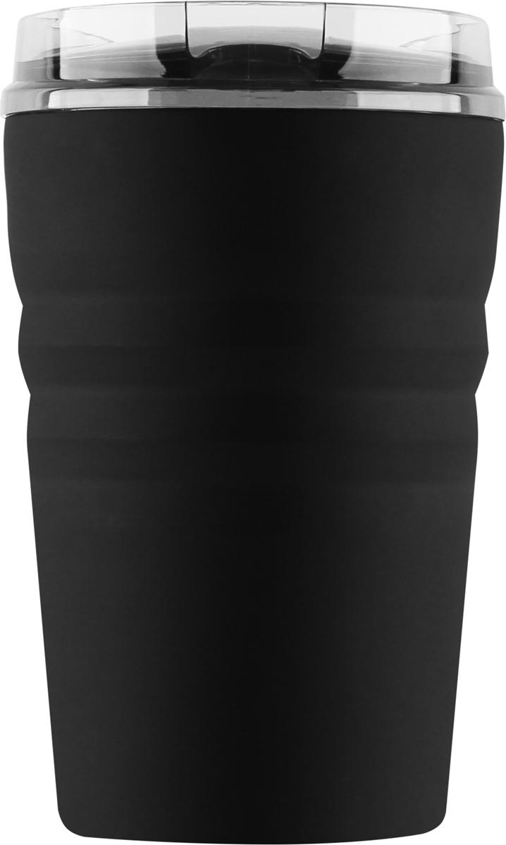 Кружка-термос Igloo Legacy, с вакуумной изоляцией, цвет: черный, 355 мл