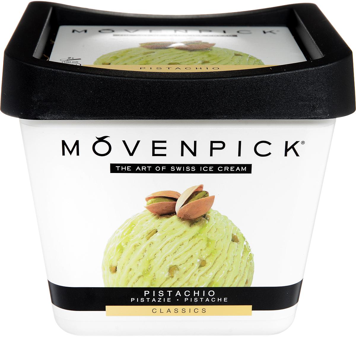 Movenpick Мороженое Фисташковое, 900 мл movenpick мороженое фисташковое 900 мл