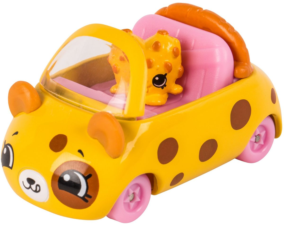 Moose Игровой набор Cutie Car с мини-фигуркой Shopkins S1 56581/ast56742 moose брелок poppy corn shopkins