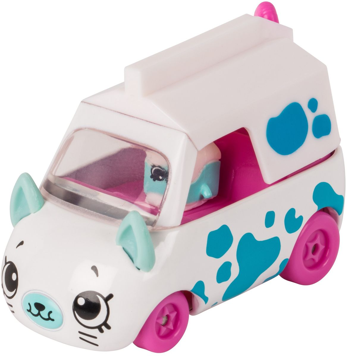 Moose Игровой набор Cutie Car с мини-фигуркой Shopkins S1 56591/ast56742 moose брелок poppy corn shopkins