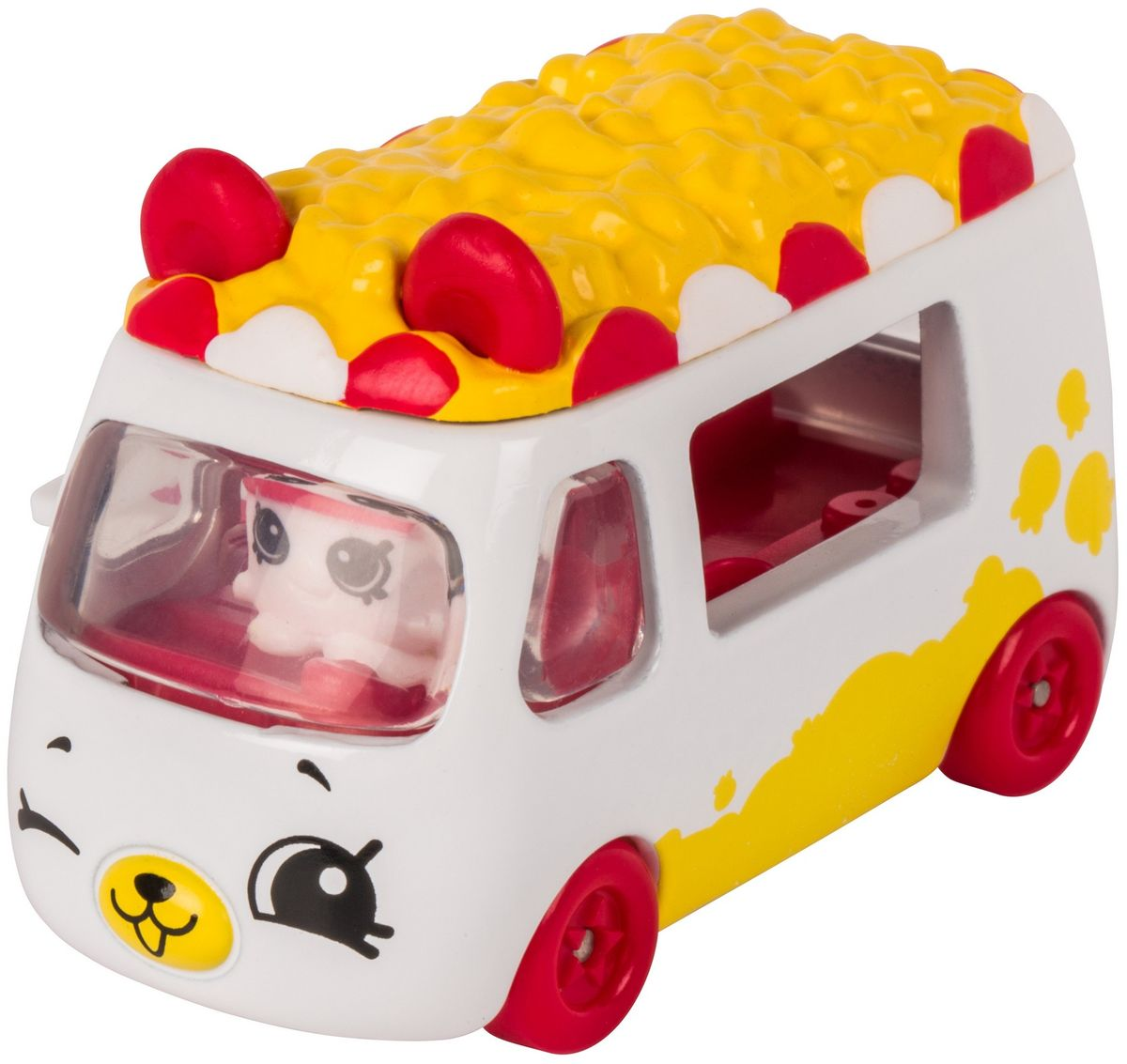 Moose Игровой набор Cutie Car с мини-фигуркой Shopkins S1 56594/ast56742 moose брелок poppy corn shopkins