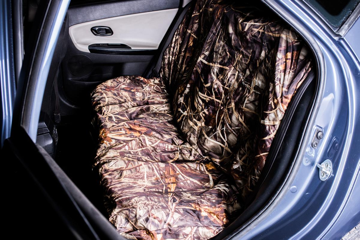 Комплект чехлов на сиденье автомобиля AvtoTink