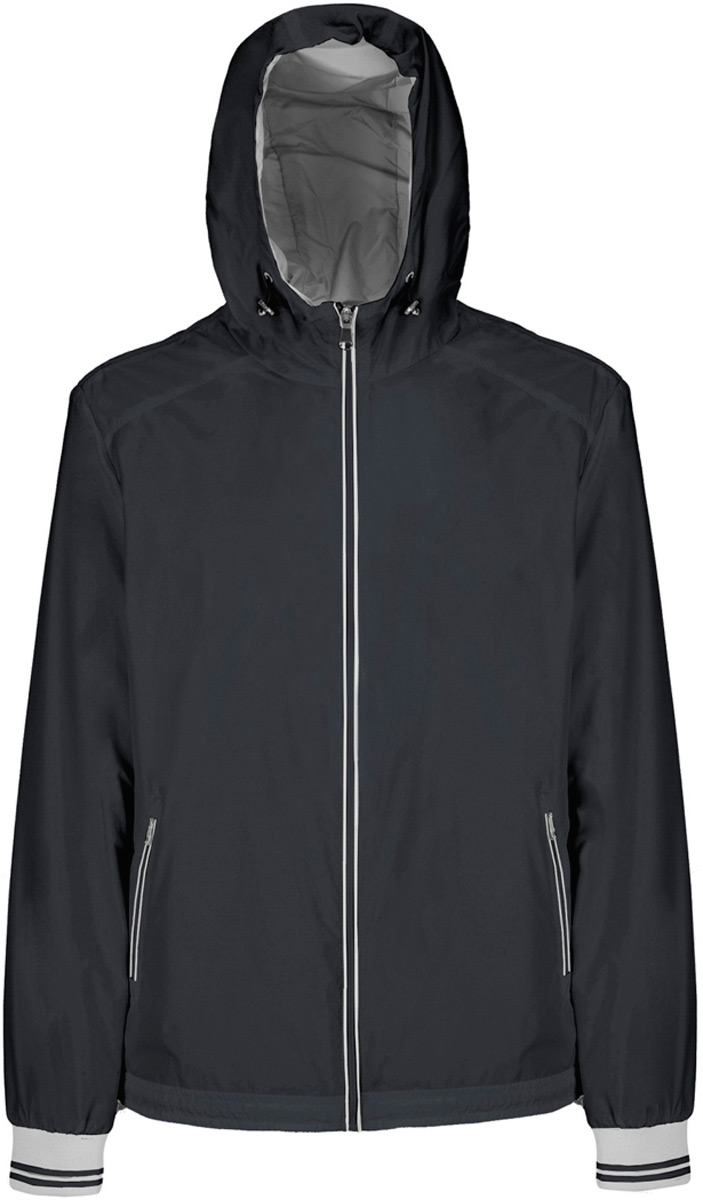 Куртка мужская Geox, цвет: темно-синий. M8221TT2414F4435. Размер 56 пуховик мужской geox цвет темно зеленый m8225bt2449f3179 размер 56