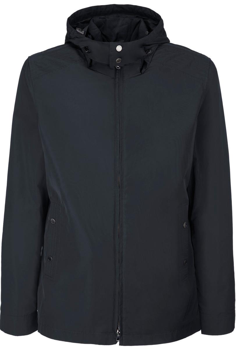 Куртка мужская Geox, цвет: темно-синий. M8220KT2447F4386. Размер 56 куртка мужская geox цвет темно зеленый m8223et2455f3180 размер 56