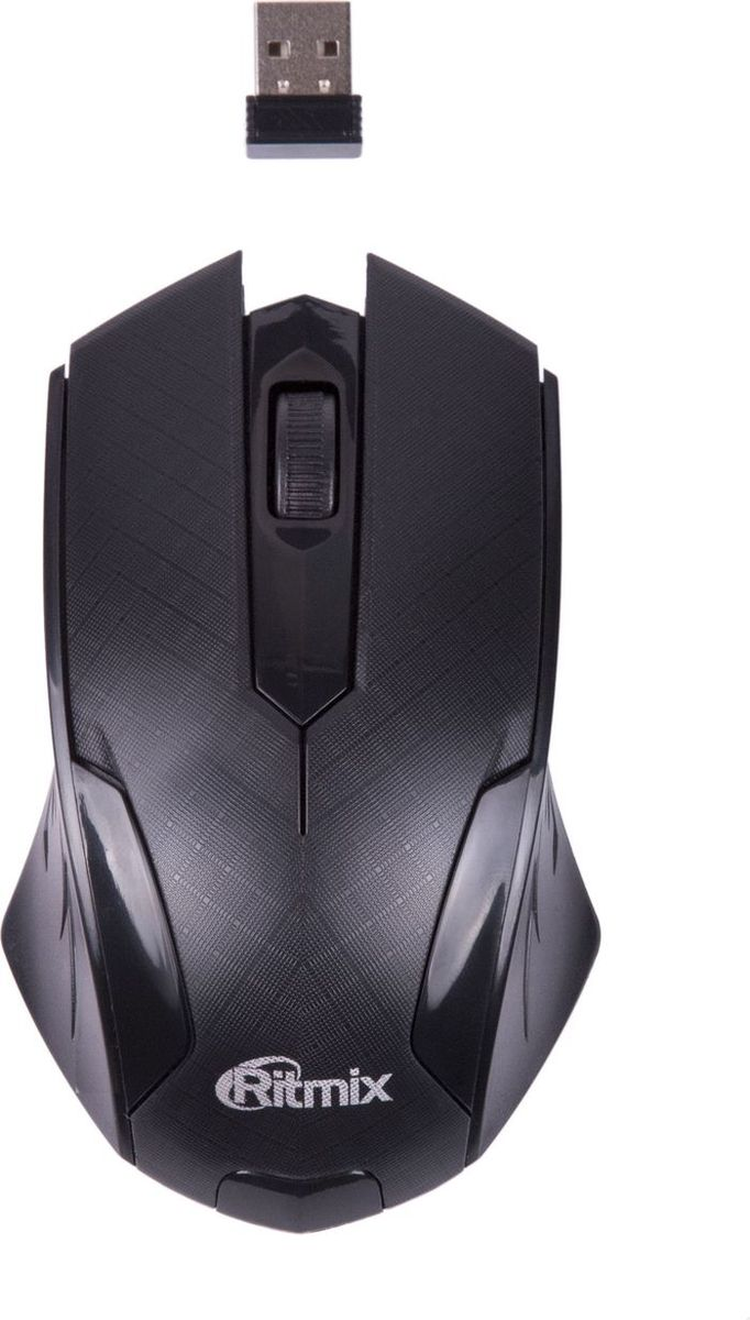 Ritmix RMW-575, Black беспроводная мышь