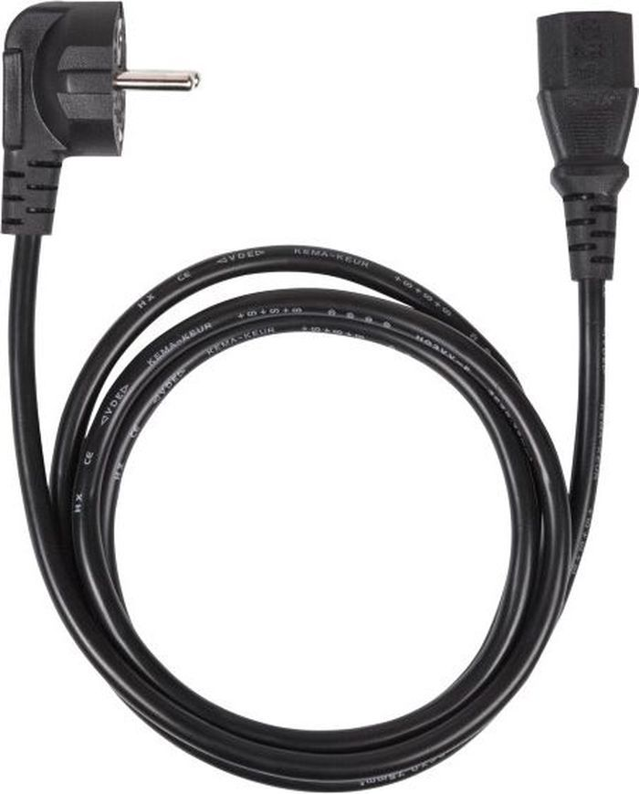 Ritmix RCC-001, Black кабель питания (1,5 м)