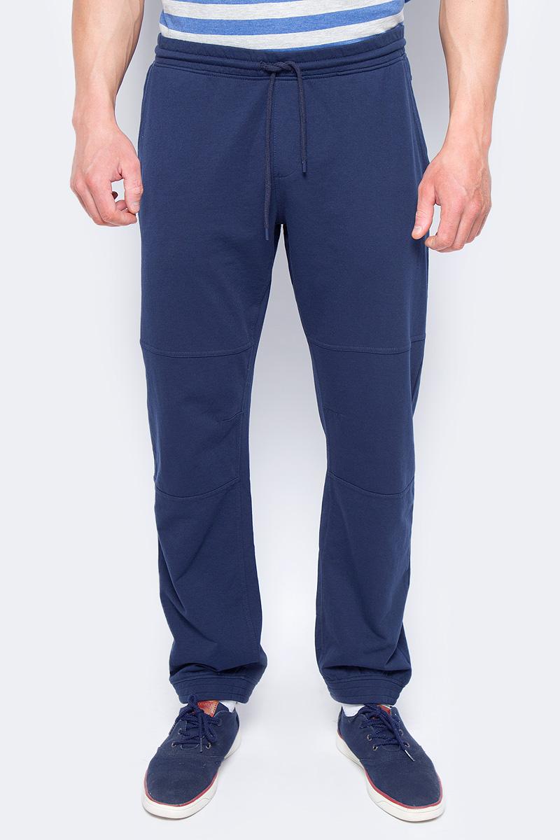 Брюки мужские Sela, цвет: синяя впадина. Pk-215/543-8111. Размер 50Pk-215/543-8111