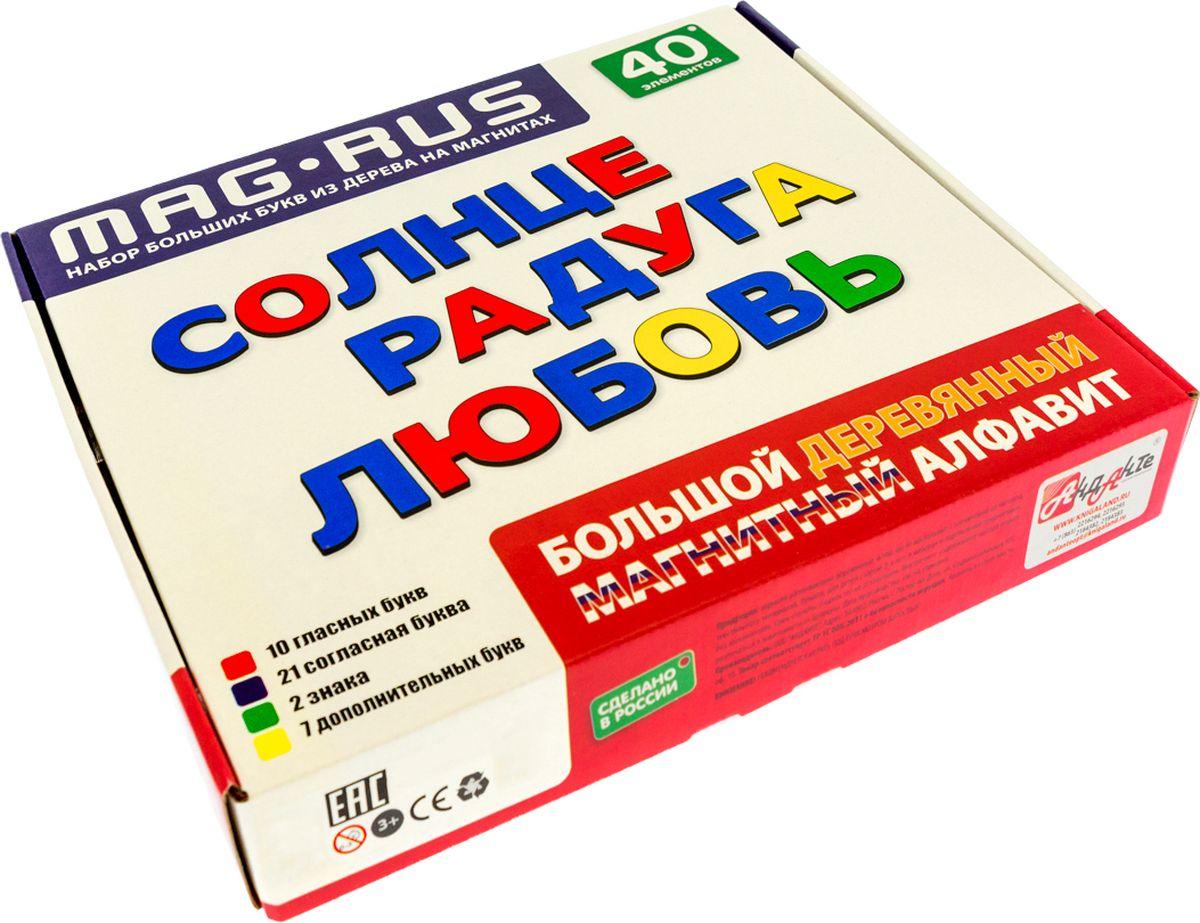 Анданте Обучающая игра Русский алфавит магнитный