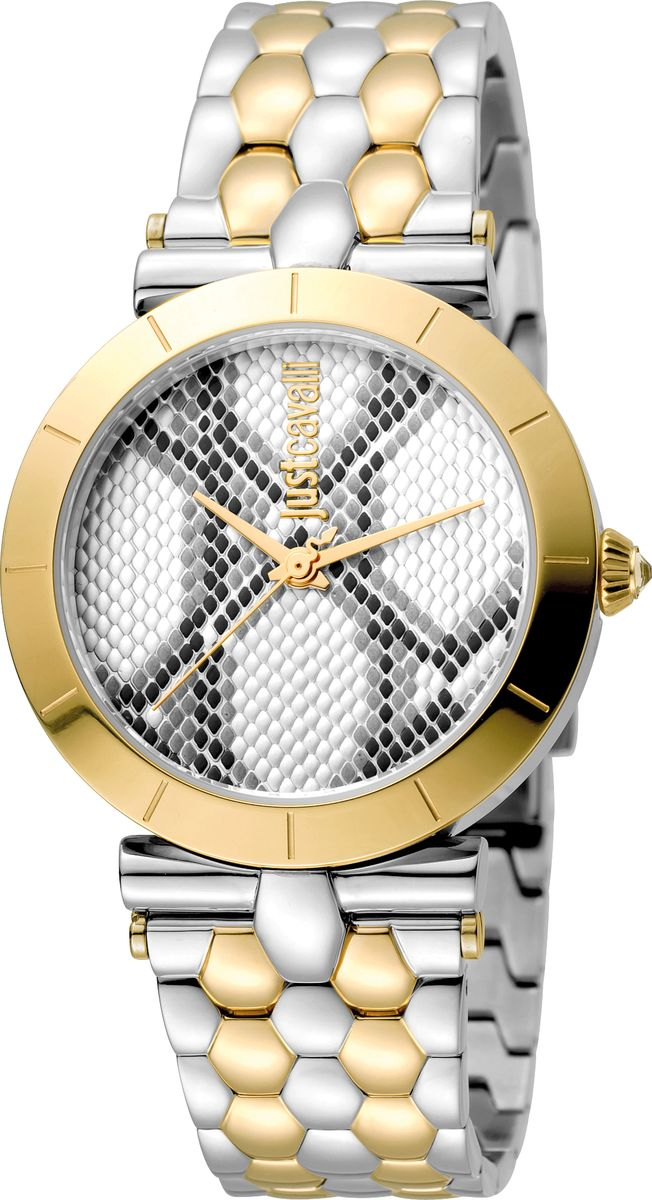 Часы наручные женские Just Cavalli Devore, цвет: мультиколор. JC1L005M0095