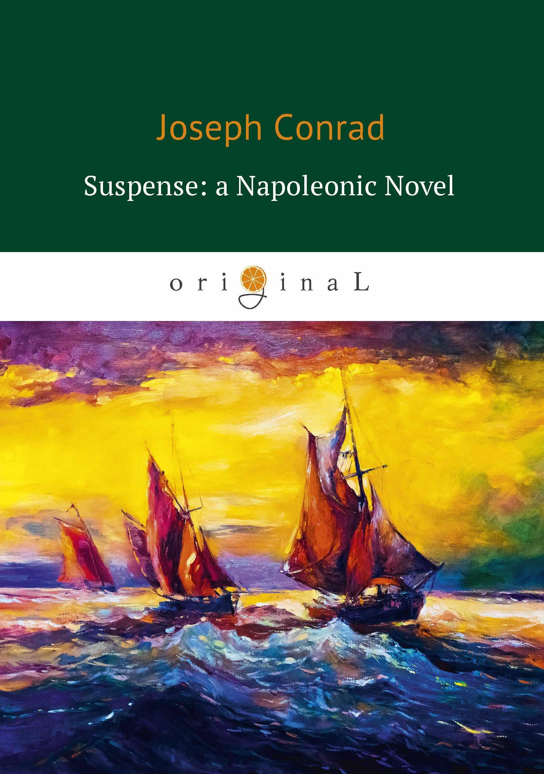 Joseph Conrad Suspense: a Napoleonic Novel Ожидание: роман Наполеона spectral adjustable spikes 4x for he rack