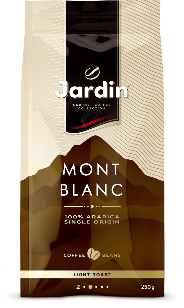 Jardin Mont Blanc кофе в зернах, 250 г