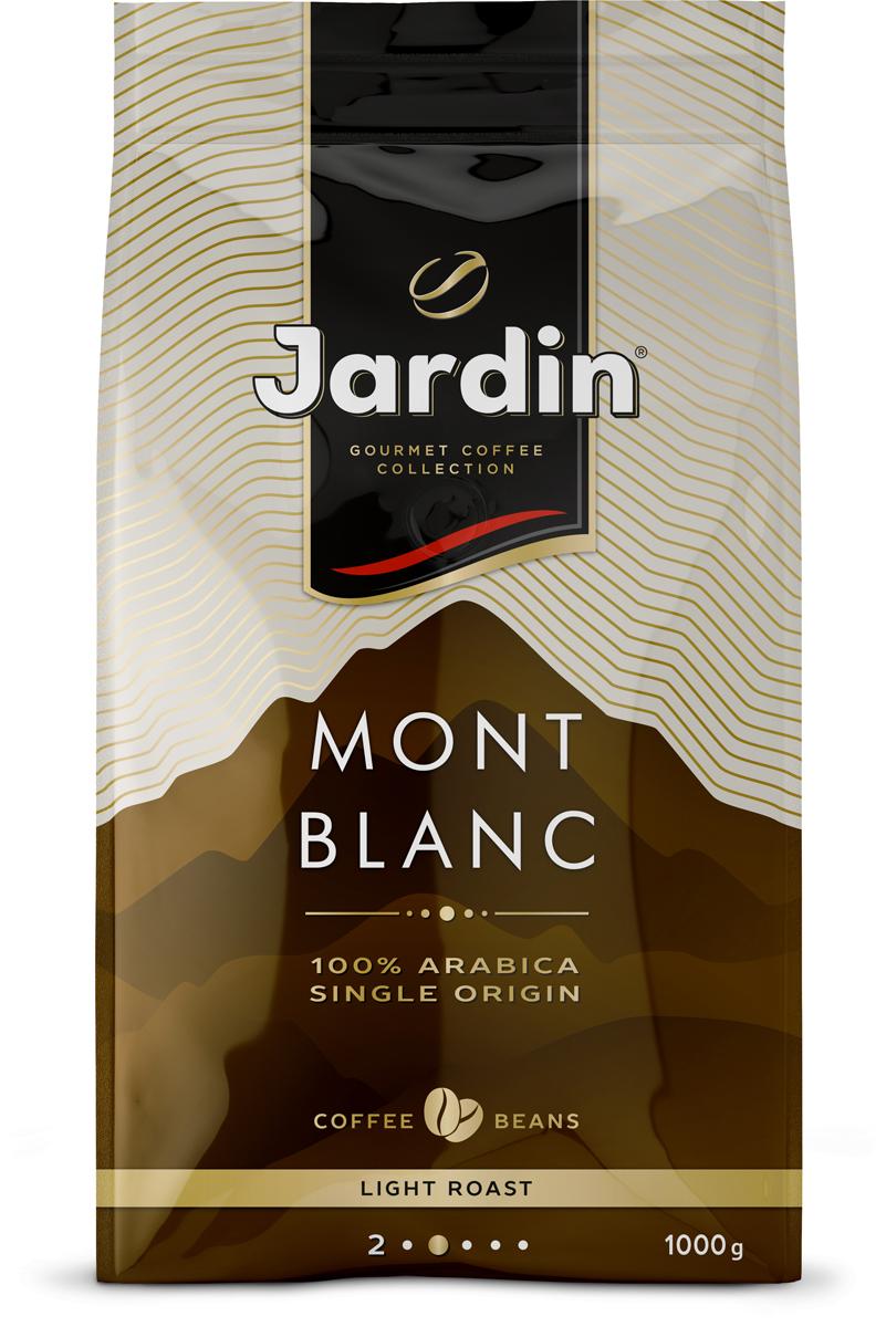 Jardin Mont Blanc кофе в зернах, 1000 г1345-06Богатые оттенки вкуса и чарующий аромат благородной арабики из Гватемалы откроют истинное удовольствие для любителей сбалансированного кофе.Эксклюзивная арабика из Гватемалы.