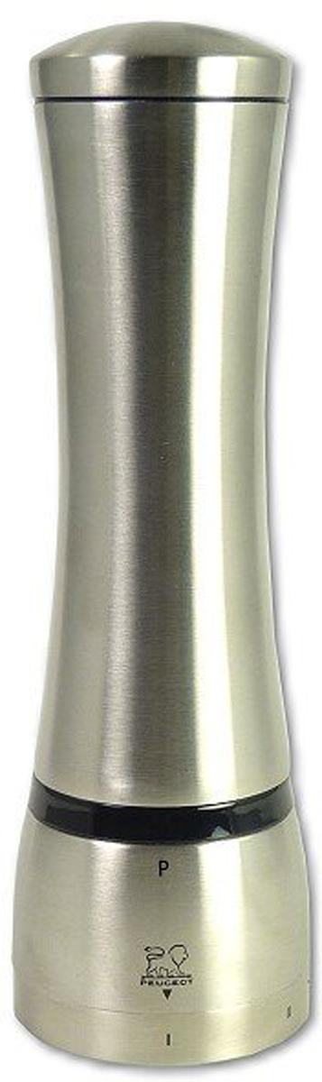 """Мельница для перца Peugeot """"Mahe"""" - сохраняет максимальный вкус и аромат. 6 уровней помола - от порошкообразного до грубого."""
