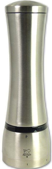 Мельница для соли Peugeot Mahe, высота 21 см25540Мельница для соли Peugeot Mahe имеет 6 уровней помола - от порошкообразного до грубого.