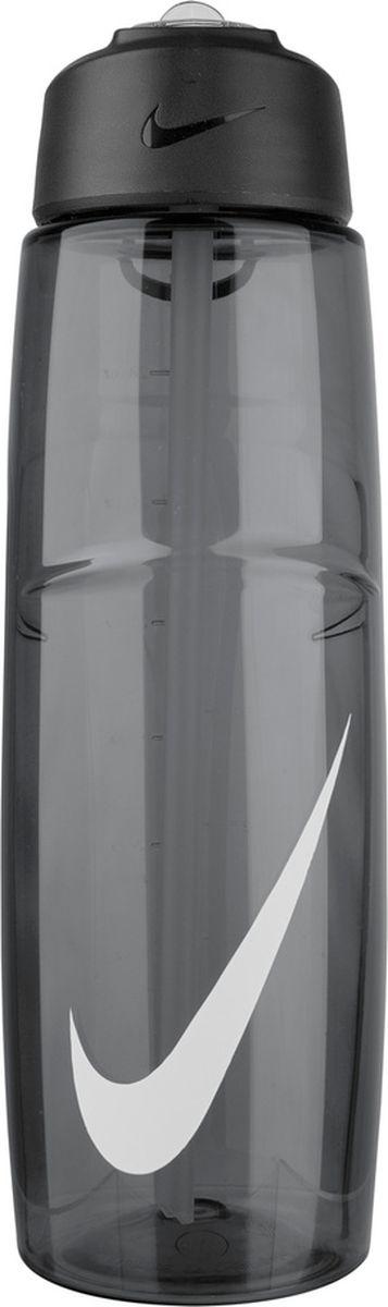 """Экологически чистая Бутылка для воды Nike """"T1 Flow Swoosh"""" обладает рядом преимуществ:  - Горлышко поднимается на 90 градусов, что обеспечивает простоту в использовании.  - Возможно мытье в посудомоечной машине, легко собирается и разбирается (инструкция прилагается).  - Без BPA, объем 946 мл.  - Технология материала Литой Tritan обеспечивает долговечность и ударопрочность."""