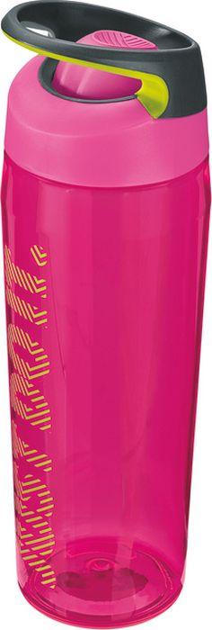Бутылка для воды Nike TR Hypercharge Rocker, цвет: розовый, желтый, 709 мл [vk] japan sakae joystick controller rocker potentiometer switch 30jbk zt 30r3