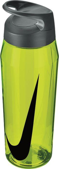"""Экологически чистая Бутылка для воды Nike """"TR Hypercharge Twist"""". Текстурированная откручивающаяся крышка. Удобная эргономичная ручка. Надежная ударопрочная конструкция. Объем 946 мл."""