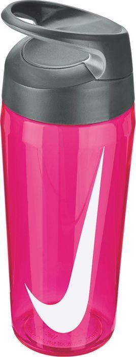 Бутылка для воды Nike TR Hypercharge Twist, цвет: розовый, серый, белый, 473 млN.OB.F0.690.16Экологически чистая Бутылка для воды Nike TR Hypercharge Twist. Текстурированная откручивающаяся крышка. Удобная эргономичная ручка. Надежная ударопрочная конструкция. Объем 473 мл.